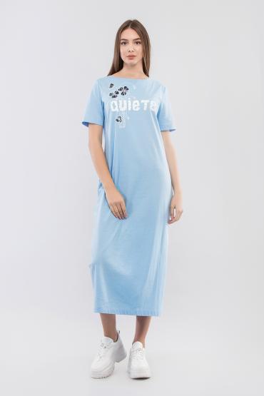 Платье - футболка