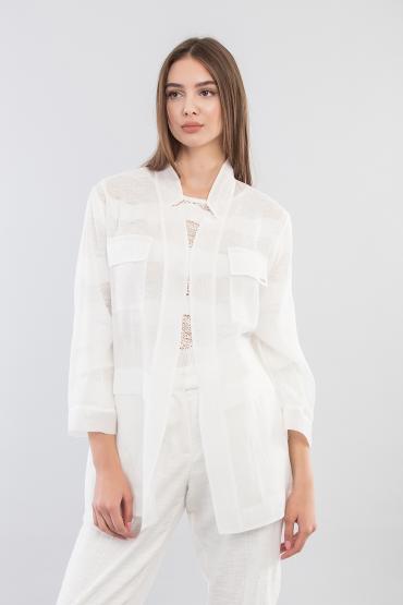Блуза - жакет